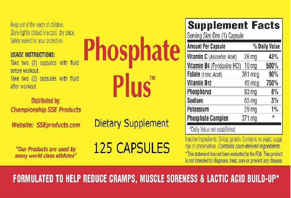 phos plus label